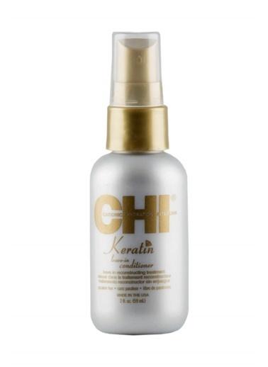 Chi Chi Keratin Leave-İn Durulanmayan Yapılandırıcı Saç Bakım Sprey Krem 59 Ml Renksiz